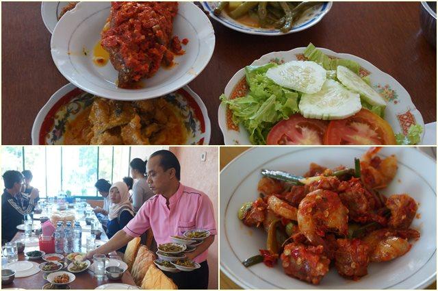 Jangan telat makan, jangan lupa bahagia di Padang!