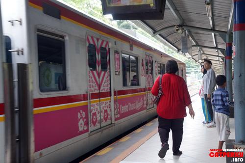 Seperti TransJakarta, juga disediakan tempat khusus wanita, atau gerbong khusus wanita.
