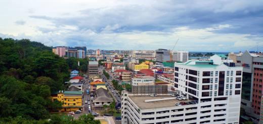 Keliling Pusat Bandar Kota Kinabalu