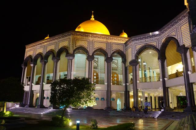 Masjid Jame'Asr Masjid Hassanil Bolkiah.
