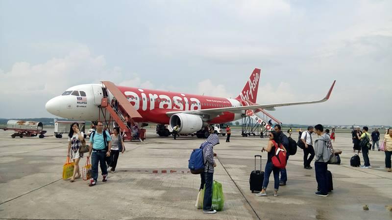 Maskapai Air Asia Indonesia
