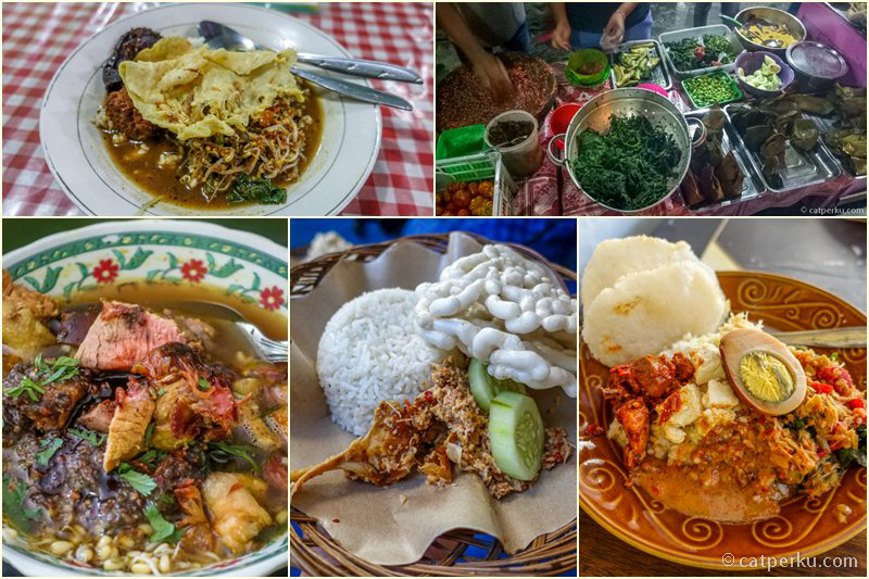 Liburan ke Banyuwangi pastikan untuk mencicipi wisata kuliner Banyuwangi
