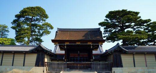 Menengok Rumah Para Kaisar, Berkunjung Ke Kyoto Imperial Palace