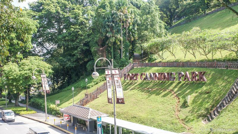 Mengunjungi taman adalah tips wisata murah di Singapore