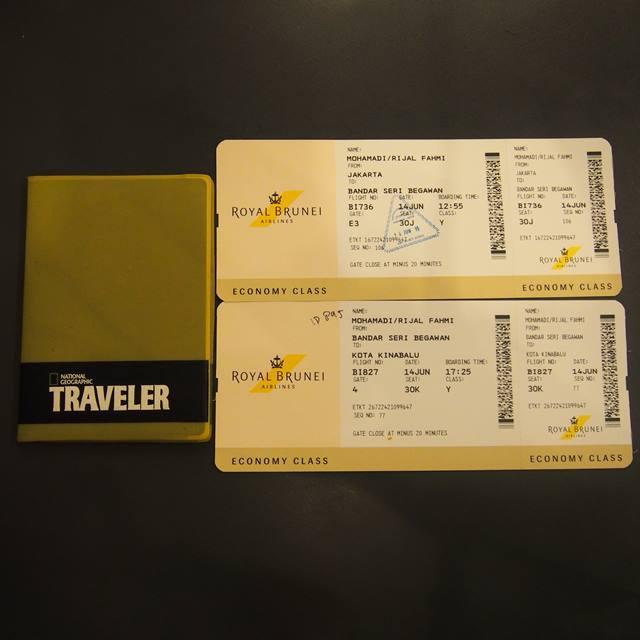 Penerbangan transit dengan Royal Brunei Airlines engak pake ribet!
