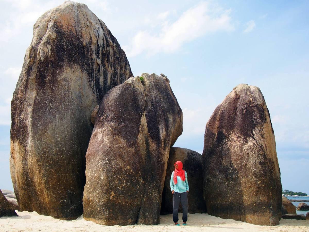 Pengalaman Liburan, Menghabiskan Weekend Ke Belitung