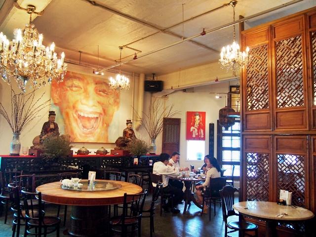 Precious Old China Restaurant adalah salah satu yang patut dicoba disini!