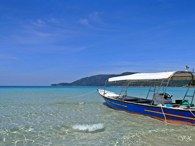 Pulau Perhentian Kecil Malaysia.