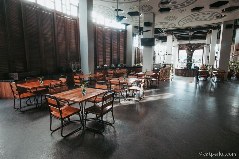 Restoran Sun Island Hotel And Spa Legian