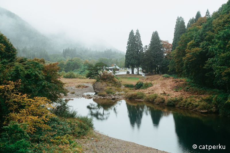 Salah satu lembah terindah di Jepang yang pernah saya kunjungi.