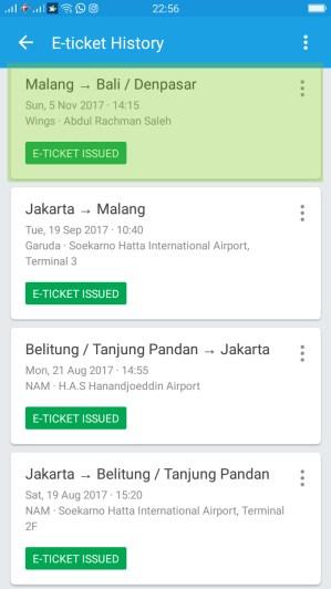 Sekarang sudah zamannya mobile! Bahkan, pesan tiket pesawat pun paling praktis pakai smartphone.