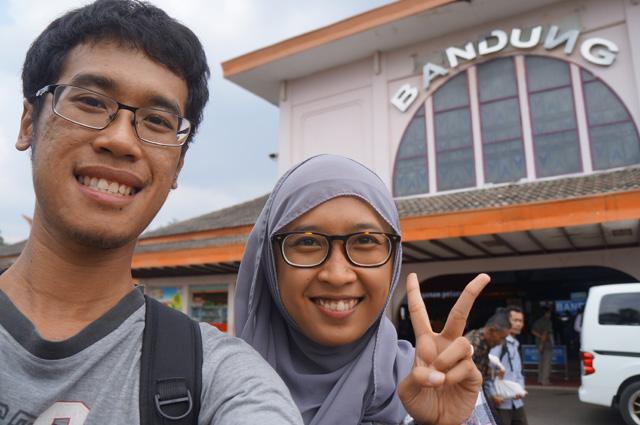 Selamat datang di Bandung... Lagi! XD
