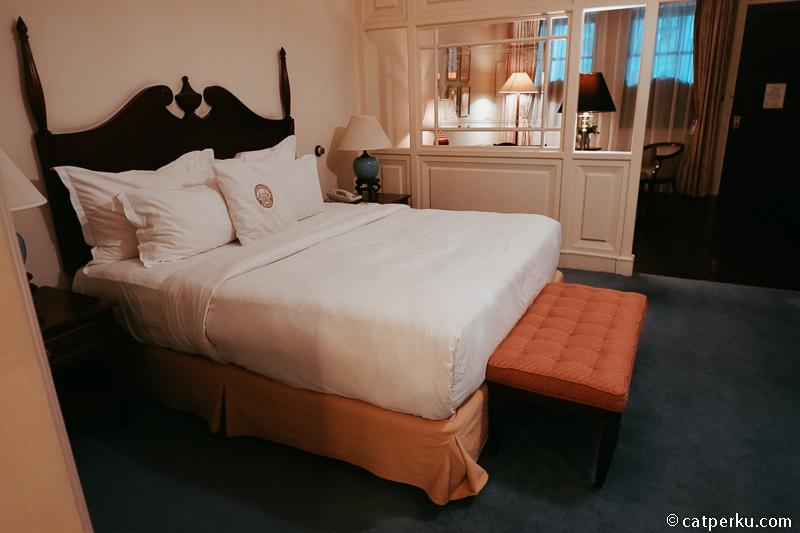 Kamarnya tentu nyaman dan luas banget!
