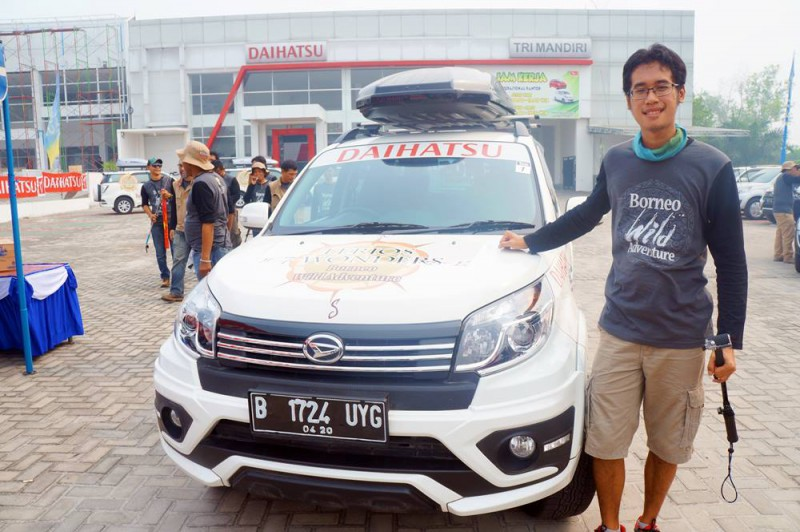 Sudah sangat siap untuk menjamahi satu per satu destinasi terbaik Kalimantan bersama Daihatsu New Terios, Sahabat Petualang!