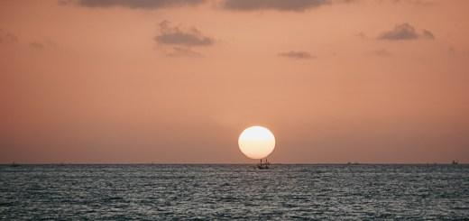 Sunset paling seksi pernah saya abadikan di Pantai Tegalwangi Bali!