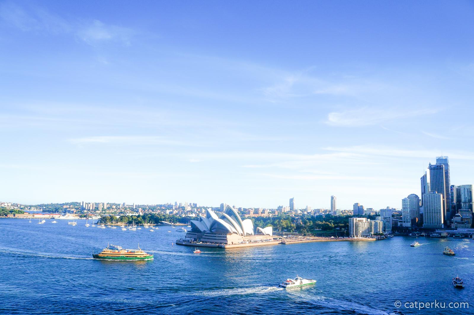 7 Hal Yang Bikin Saya Kangen Dengan Sydney!