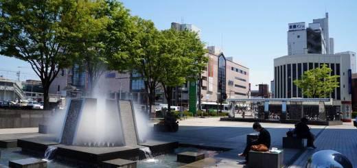 Taman Kota Idaman! Toyama City!