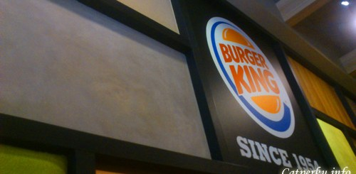 Tempat Nongkrong Asik Di Kuta, Bali Burger King Kuta Square