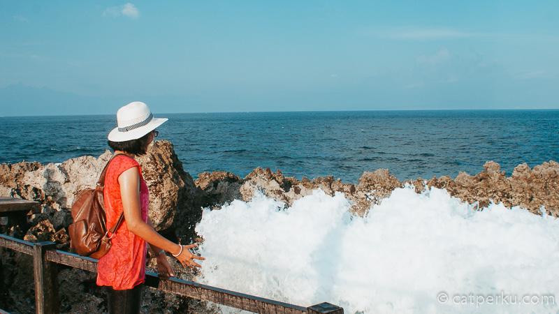 Tempat wisata lain dekat Water Blow Nusa Dua Bali apa saja?