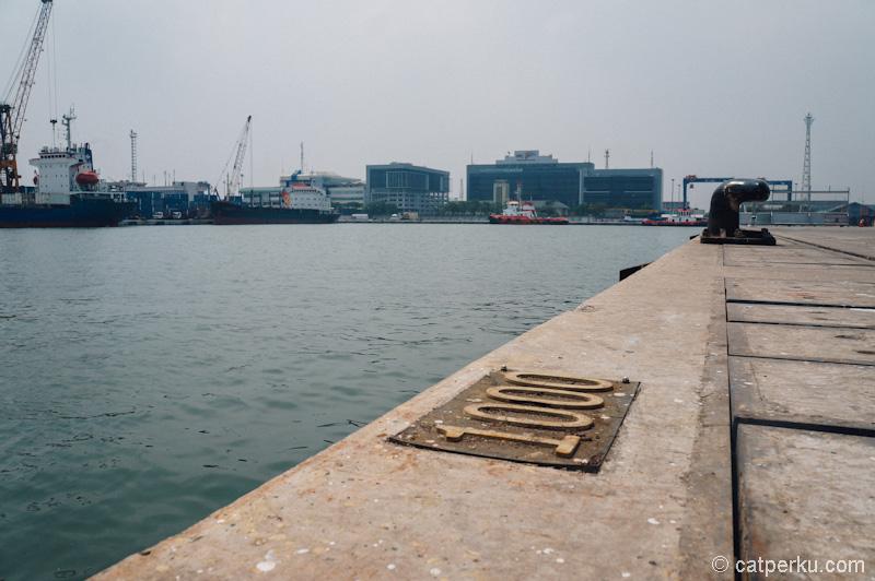 Tempat berlabuh kapal penumpang