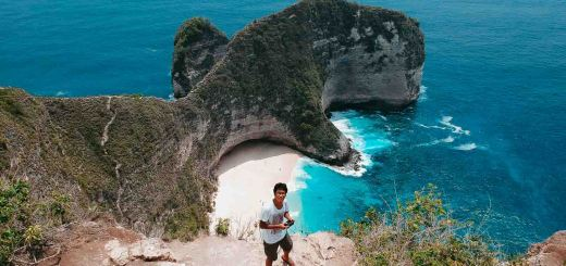 Ternyata ada banyak tempat wisata Nusa Penida yang cakep!
