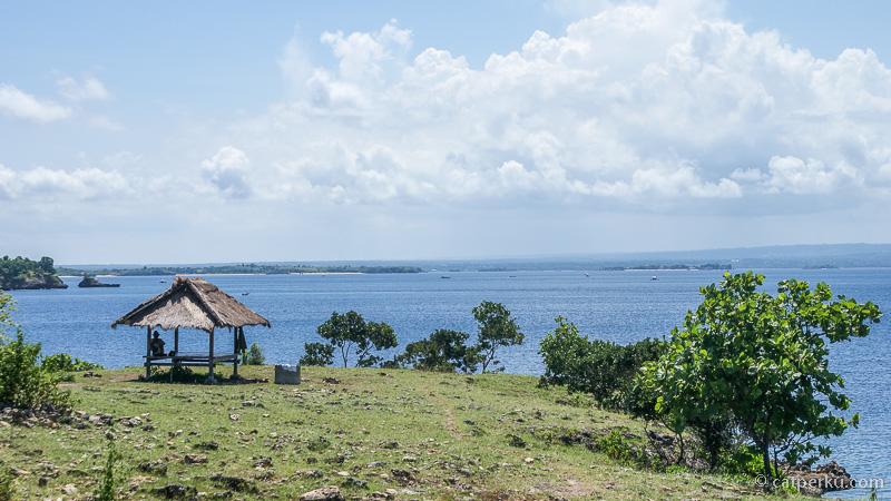 Ternyata di sekitar Pantai Tangsi masih ada banyak pantai lain yang tersembunyi!