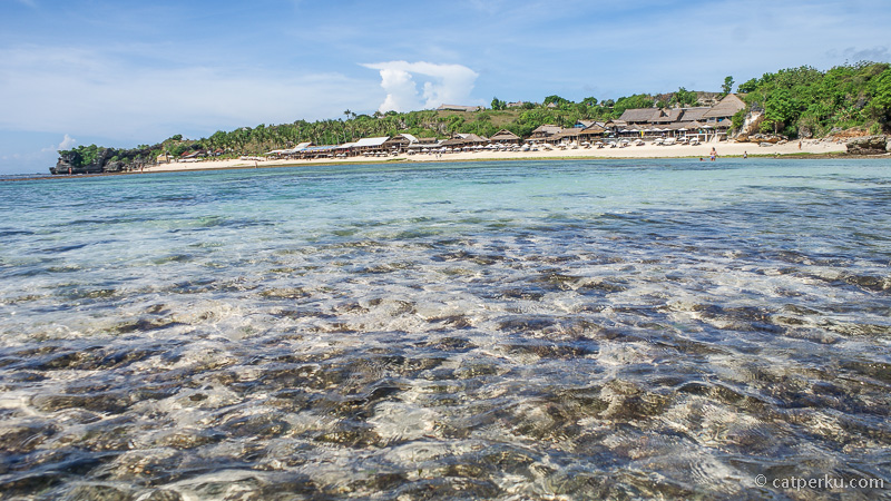 Yakin nggak mau main ke salah satu pantai terbaik di Bali ini?