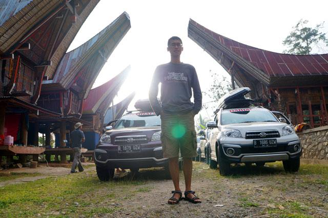 Bukannya mistis, yang ada saya kedinginan di Toraja! Memang udara pegunungan itu sejuk kalau siang, dingin kalau pagi hari! XD