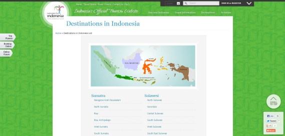 Destinasi di Indonesia.Travel, dari Sabang sampai Merauke :D