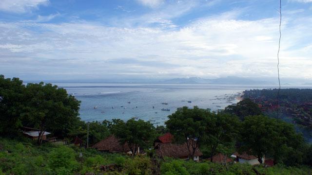 Mau kabur sebentar dari Bali? ke Nusa Lembongan saja.