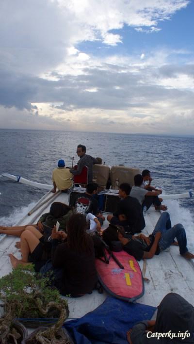 Menyeberang ke Nusa Lembongan, Bali