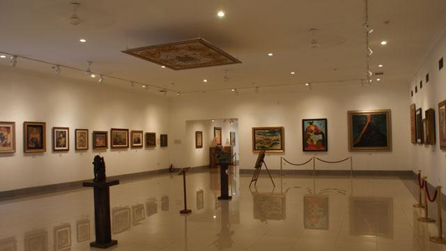 Museum Pasifika yang berada di Nusa Dua adalah salah satu museum yang punya banyak koleksi lukisan menarik di Bali.