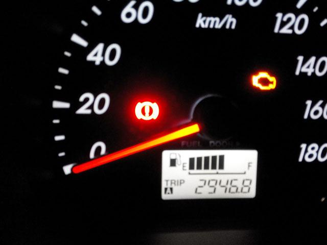 Odometer menunjukkan jarak tempuh sampai dengan Kota Kendari adalah 2946.8 KM. Beberapa KM lagi akan pas 3000 KM!!!