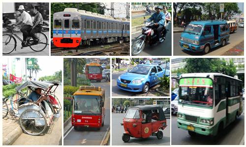 Ada berbagai macam Transportasi Umum kota bandung yang bisa digunakan selama berada disana.