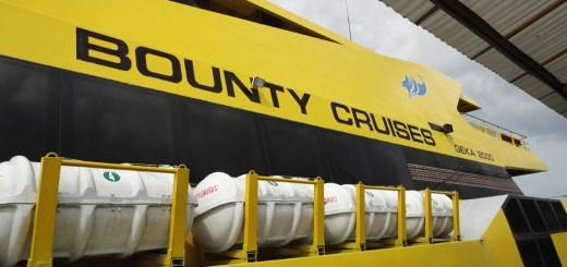 Bounty, Fast Cruiser Ship