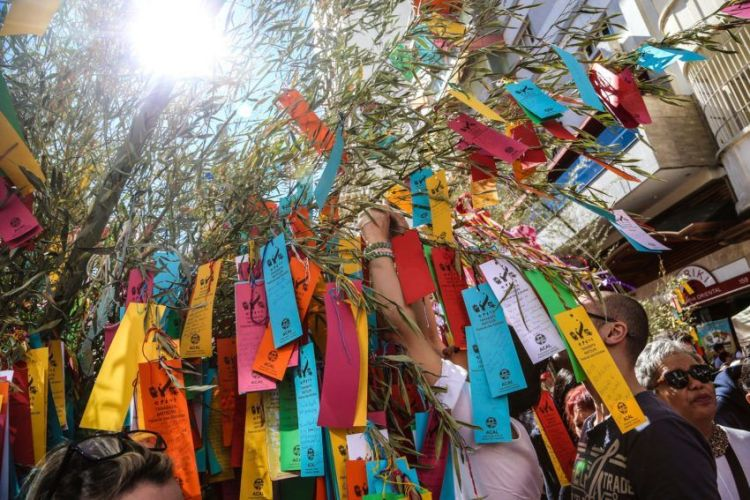 Festival das Estrelas na Liberdade, São Paulo