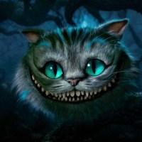 Cheshire - O Gato Sorridente