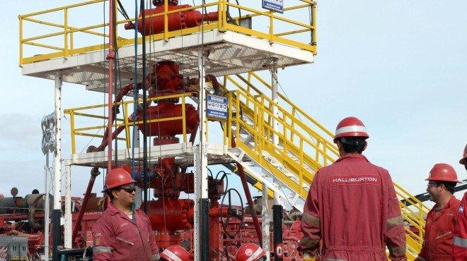 Petroleo Trabajo