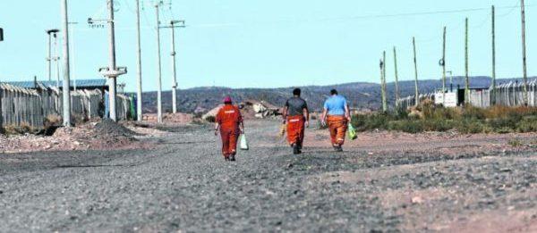 petroleros obreros