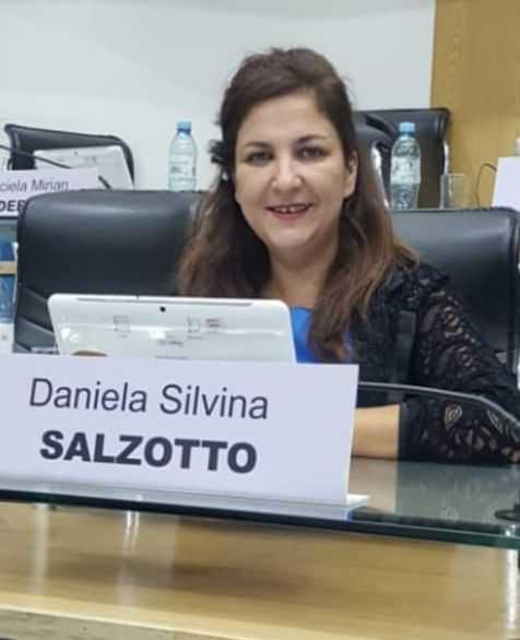 Salzotto brind informe sobre su trabajo legislativo 2020