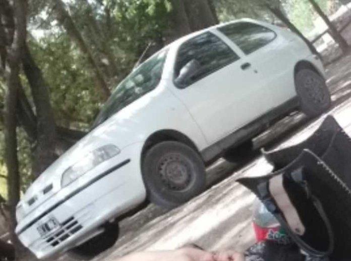 Encontraron el auto robado esta madrugada en Catriel