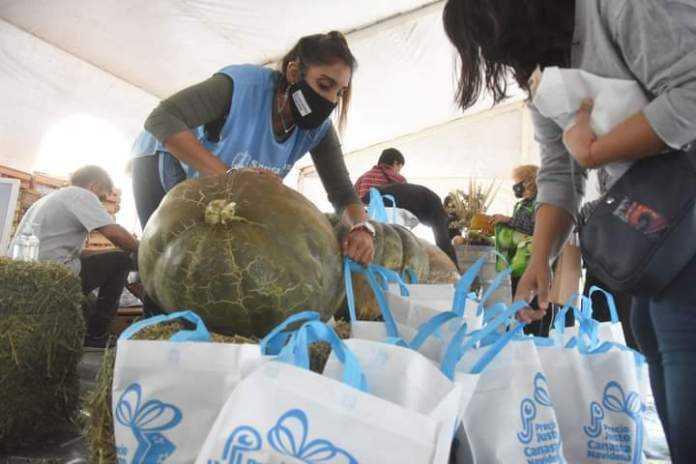 Productores de 25 de Mayo vendieron más de 4 toneladas de hortalizas en el Mercado Municipal