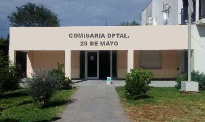 Murió de coronavirus un preso de la comisaría de 25 de Mayo