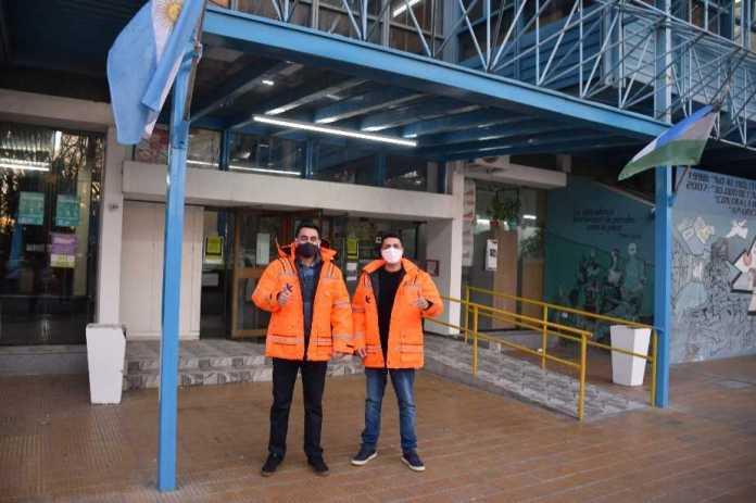 Médicos del SIARME viajan a Catriel para colaborar en el hospital local