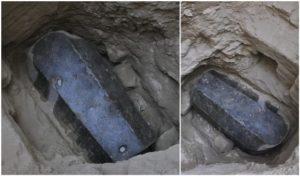 El misterio sobre el sarcófago más grande del antiguo egipto