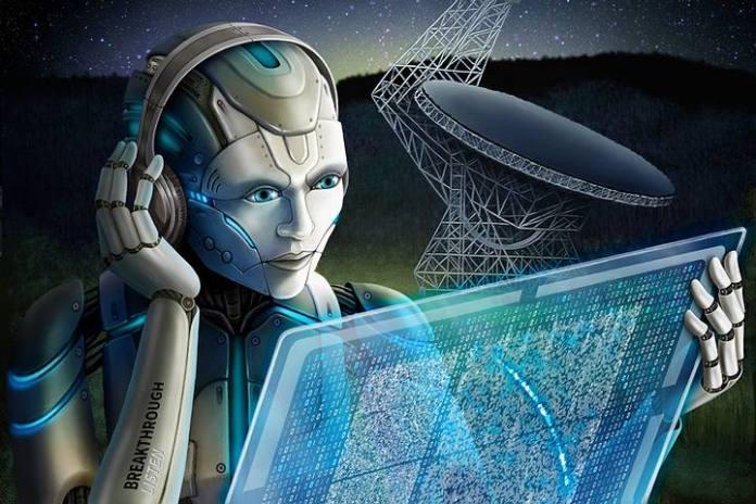 breakthroughlisten-robot