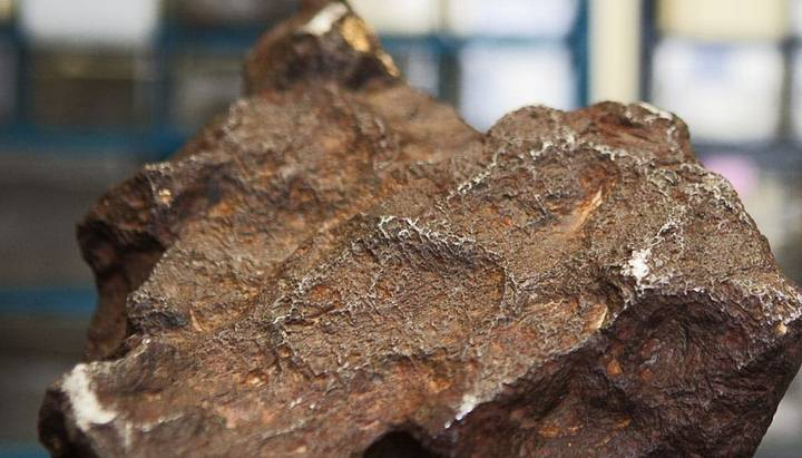 meteorito-tope