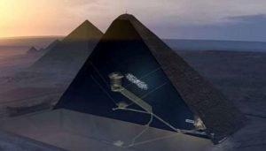 ¿La Gran Pirámide de Guiza se confirma como un generador de energía?