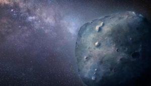 Misteriosos asteroides azules causan confusión a los astrónomos