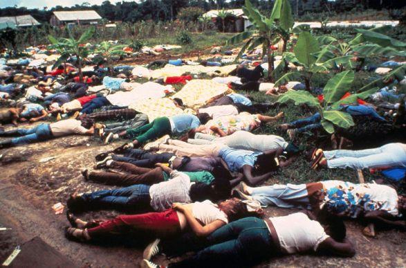 Resultado de imagen de jonestown masacre